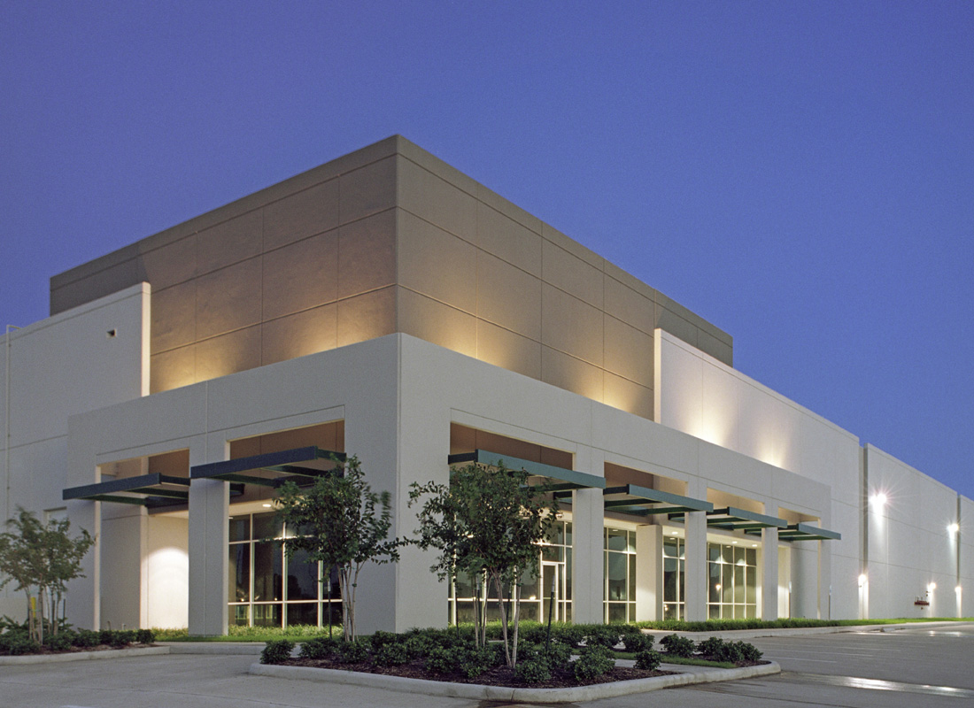 Front Elevation Of Office Building : Portfolio view all archive bts corporate office warehouse